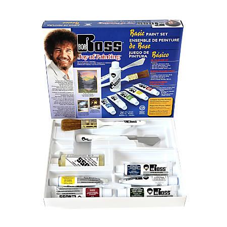 Bob Ross Basic Oil Paint Set