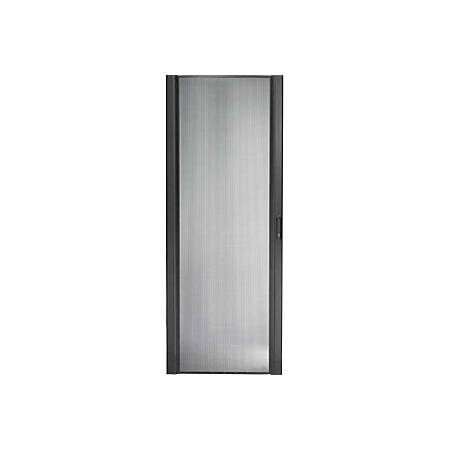 APC by Schneider Electric Perforated Curved Door Panel