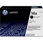 HP 14A Black Original Toner Cartridge