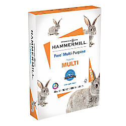 Hammermill Fore Multipurpose Paper A4 8