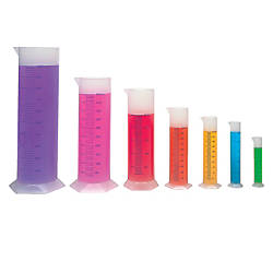 Learning Resources Graduated Cylinders Grades 6