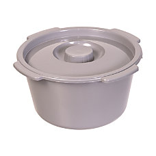 DMI Universal Replacement Plastic Commode Pail