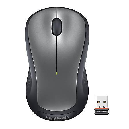 Logitech® M310 Wireless Optical Mouse, silver