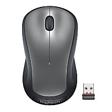 Logitech M310 Wireless Optical Mouse silver