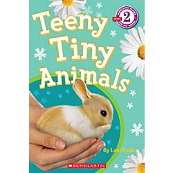 Scholastic Reader Level 2 Teeny Tiny