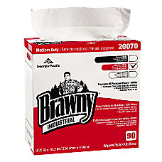 Brawny Industrial Premium All Purpose DRC