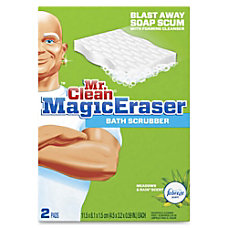 Mr Clean Magic Eraser Bath Scrubber