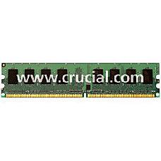 Crucial 1GB DDR2 SDRAM Memory Module