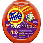 Tide® 3-In-1 Pods Laundry Detergent, 64 Oz, Pack Of 72 Pods