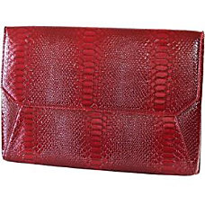 Francine Collections 97 Red Snake Skin