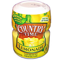 Country Time Lemonade Drink Mix 19