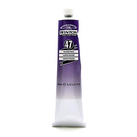 Winsor & Newton Winton Oil Colors, 200 mL, Dioxazine Purple, 47