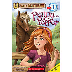 Scholastic Reader Level 3 Pony Mysteries