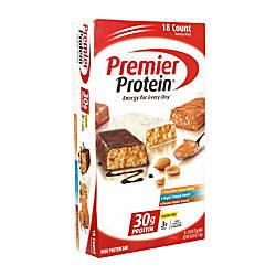 Premier Protein High Protein Bars Variety
