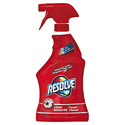 Resolve Triple Oxi Advanced Carpet Cleaner