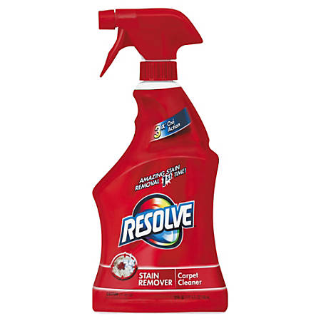 Resolve® Triple Oxi Advanced Carpet Cleaner, 22 Oz