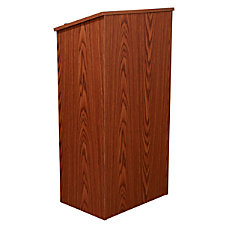 Oklahoma Sound Full Floor Lectern Medium