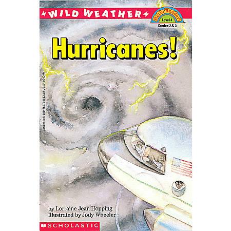 Scholastic Reader, Wild Weather: Hurricanes!, 3rd Grade