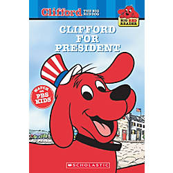 Scholastic Reader Big Red Clifford For