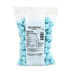Sweetworks Powder Blue Shimmer Gumballs 2