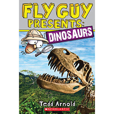 Scholastic Reader, Fly Guy Presents: Dinosaurs, 2nd Grade