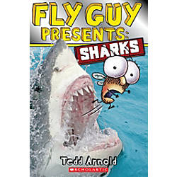 Scholastic Reader Fly Guy Presents Sharks