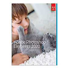 Adobe Photoshop Elements 2020 PCMac Traditional