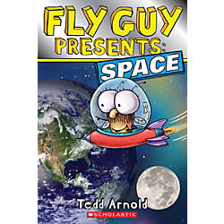 Scholastic Reader Fly Guy Presents Space