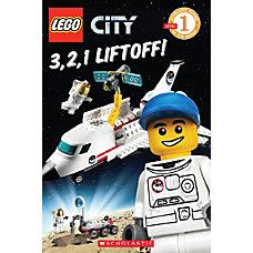 Scholastic Reader Lego City 3 2