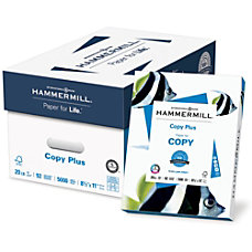 Hammermill Copy Plus Copy Multipurpose Paper