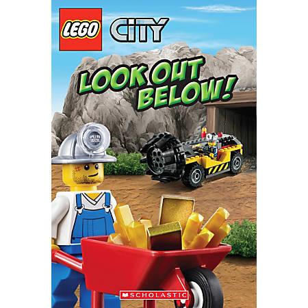 Scholastic Reader, Lego City: Look Out Below!, 1st Grade