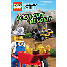 Scholastic Reader Lego City Look Out