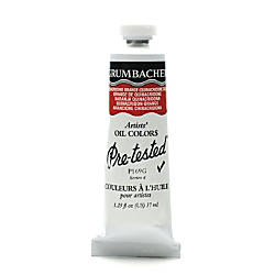 Grumbacher P169 Pre Tested Artists Oil
