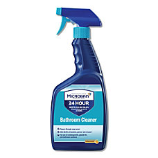 Microban Professional 24 Hour Disinfectant Bathroom