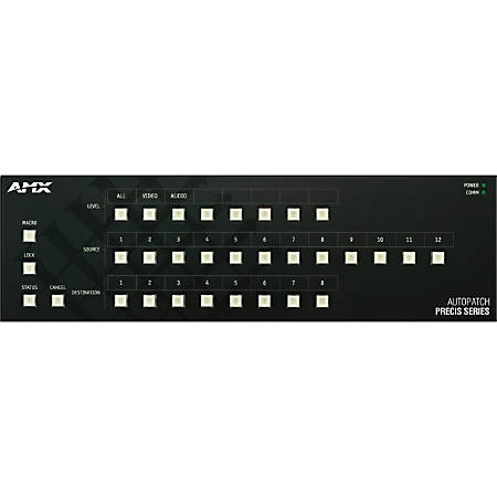 AMX Precis SD AVS-PR-0804-560SD Video Switch
