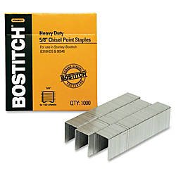 Bostitch Premium Heavy Duty Staples 58