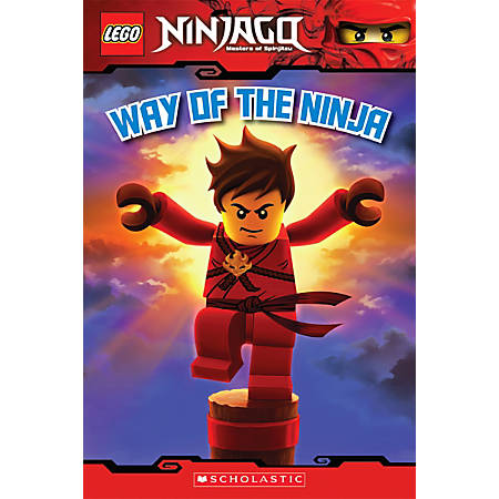 Scholastic Reader, Lego Ninjago #1: Way Of The Ninja, 3rd Grade