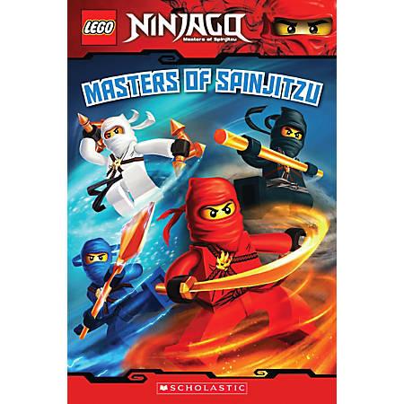 Scholastic Reader, Lego Ninjago #2: Masters Of Spinjitzu, 3rd Grade