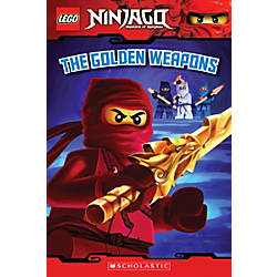 Scholastic Reader Lego Ninjago 3 The