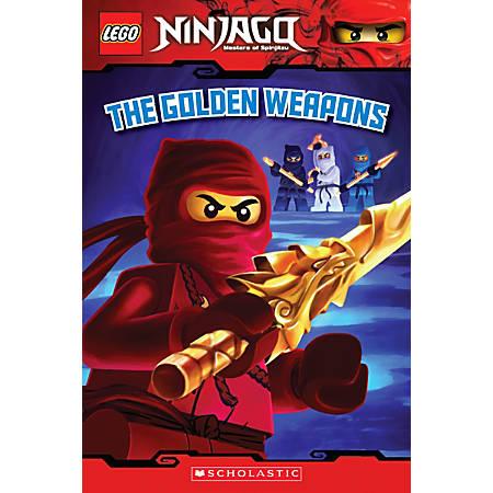 Scholastic Reader, Lego Ninjago #3: The Golden Weapons, 3rd Grade