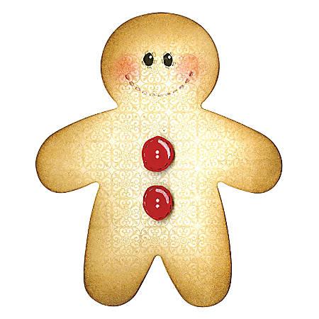 Sizzix® Bigz™ Die, Gingerbread Man