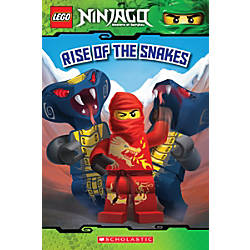 Scholastic Reader Lego Ninjago 4 Rise