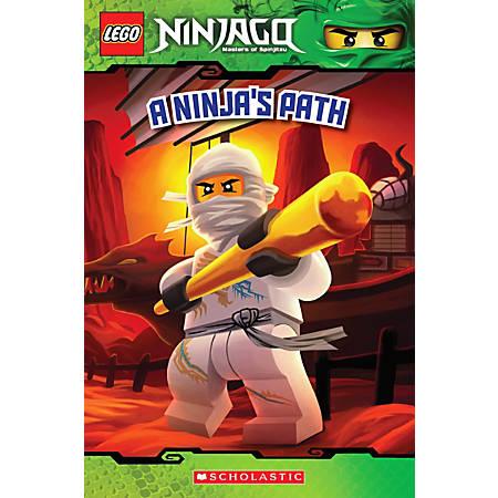 Scholastic Reader, Lego Ninjago #5: A Ninja's Path, 3rd Grade