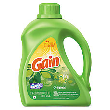 Gain Liquid Laundry Detergent Original Scent