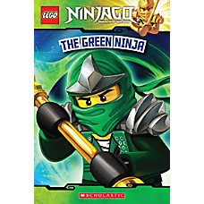 Scholastic Reader Lego Ninjago 7 The