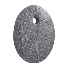 Zuo Modern Round Eye Plaque Small