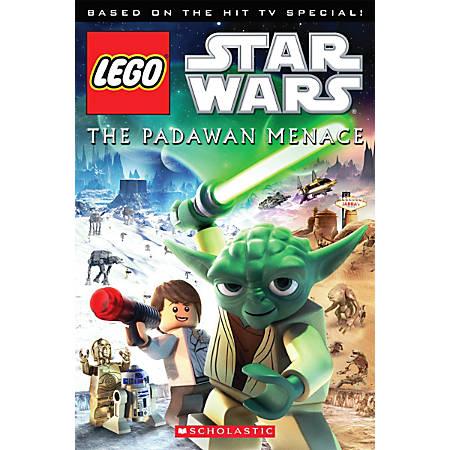 Scholastic Reader, Lego Star Wars: The Padawan Menace, 1st Grade