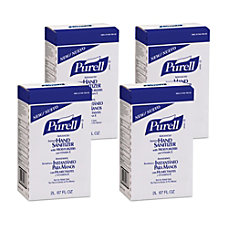 Purell Instant Hand Sanitizer Refills Unscented