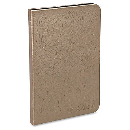 """Verbatim Folio Carrying Case (Folio) for 8.9"""" Tablet - Bronze"""