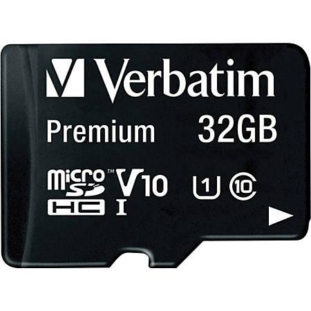 Verbatim micro sd card review